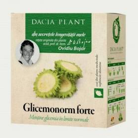 Ceai Glicemonorm Forte 50g - Dacia Plant