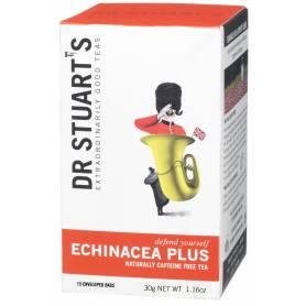 Ceai ECHINACEA PLUS,15plicuri - Dr. Stuarts