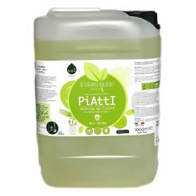 Detergent Eco Concentrat Pt Spalat Vase 5l - BIOLU