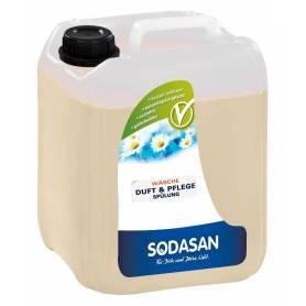 Balsam si parfumant rufe eco-bio, 5l SODASAN
