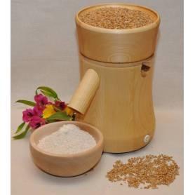 Moara electrica de cereale Arabella