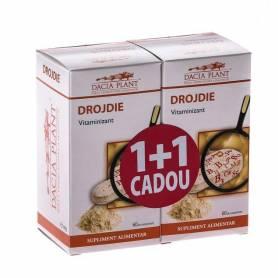 Drojdie 60cps 1+1 Gratis - Dacia Plant