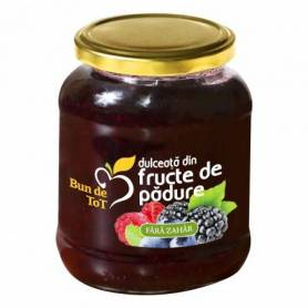 Dulceata Fructe de Padure 360g - Dacia Plant