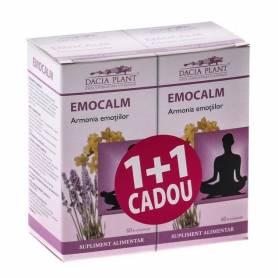 Emocalm 60cpr 1+1 Gratis - Dacia Plant
