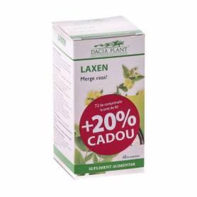 Laxen 72cps + 20% Gratis - Dacia Plant