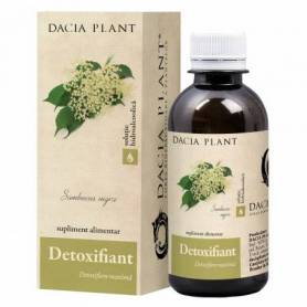 Tinctura Detoxifiant 200ml - Dacia Plant