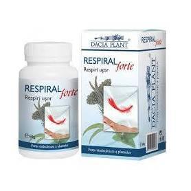 Respiral Forte 60cps 1+1 gratis - Dacia Plant