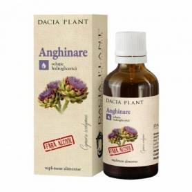 Tinctura Anghinare fara alcool 50ml - Dacia Plant
