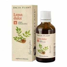 Tinctura Lemn Dulce 50ml - Dacia Plant