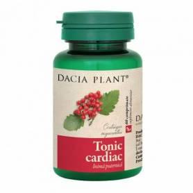 Tonic Cardiac 60cps - Dacia Plant