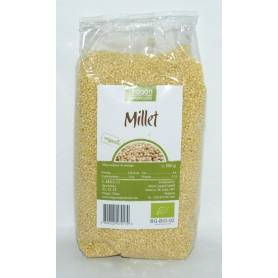Seminte de mei decorticat 500g ECO-BIO - DRAGON SUPERFOODS
