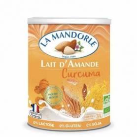 Bautura instant de migdale cu turmeric, 400g - La Mandorle