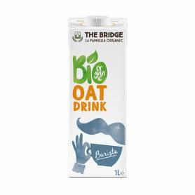 Bautura vegetala din ovaz fara gluten,Barista eco-bio, 1l - The Bridge