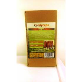 Cordyceps (Cordyceps sinensis) pulbere eco-bio 100g - Deco Italia