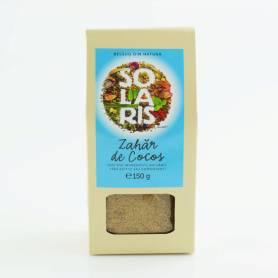 Zahar de cocos, 150g - Solaris
