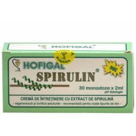 Crema Spirulin 30monodoze - Hofigal