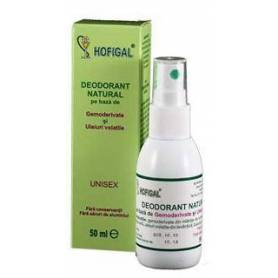 Deodorant natural 50ml - Hofigal