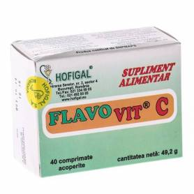 Flavovit C 500mg 40cps - Hofigal