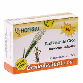 Gemoderivat Radicele Orz 30monodoze - Hofigal