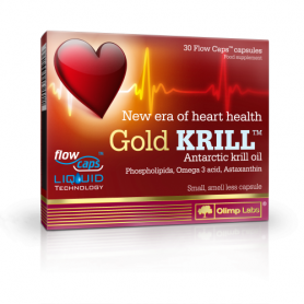 Gold Krill 30cps