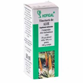 Tinctura Aloe 50ml - Hofigal
