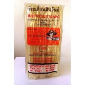 Taitei de orez lati 5mm fara gluten 400g FARMER