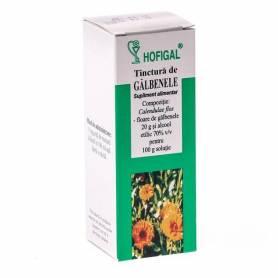 Tinctura Galbenele 50ml - Hofigal