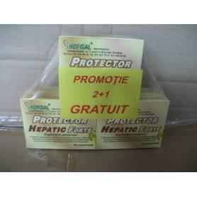 Protector Hepatic Forte 40cps 2+1 gratis- Hofigal