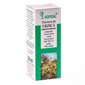 Tinctura Urzica 50ml - Hofigal