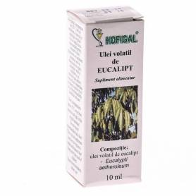 Ulei Volatil Eucalipt 10ml - Hofigal