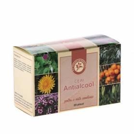 Ceai Antialcool 20dz - Hypericum