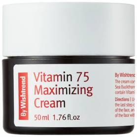 Crema hidratanta cu vitamine, 50ml - by Wishtrend