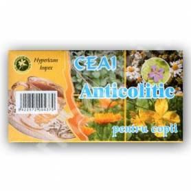Ceai anticolitic pentru copii 30g - Hypericum