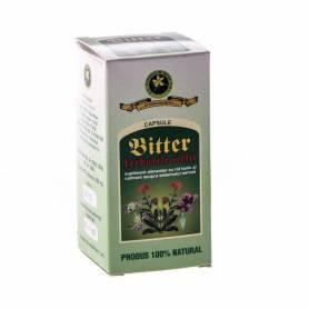 Bitter Ierburile Vietii 60cps - Hypericum