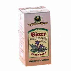 Bitter Taina Plantelor 60cps - Hypericum