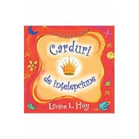 Carduri de intelepciune - Carte - Louise L. Hay - Adevar Divin