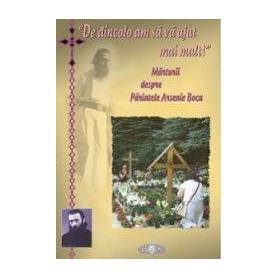 De dincolo am sa va ajut mai mult - carte - Herman Vlad - Agaton