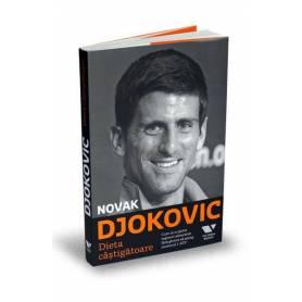 Dieta castigatoare - carte - Novak Djokovic - Editura Publica