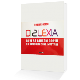 Dislexia - carte - Sorina Soescu - Eikon