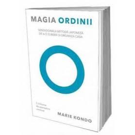 Magia Ordinii - carte - Marie Kondo - Editura Lifestyle