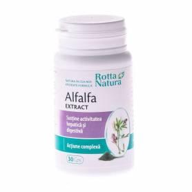 Alfalfa Extract 30cps - Rotta Natura