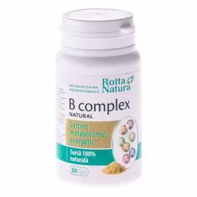 B Complex Natural 30cps - Rotta Natura