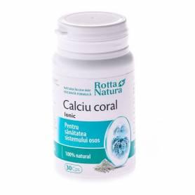 Calciu Coral 30cps - Rotta Natura