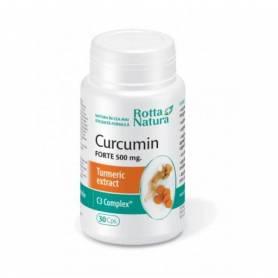 Curcumin Forte 500mg 30cps - Rotta Natura