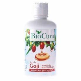 Suc Goji + Complex de 10 Superfructe 946ml - Rotta Natura