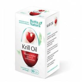 Krill Oil 90cps - Rotta Natura