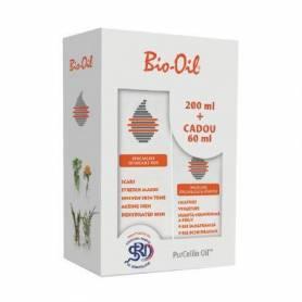 Pachet promo Bio Oil 200 + 60ml gratis