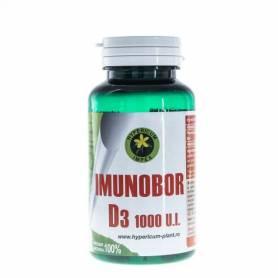 Imunobor D3 1000ui 60cps - Hypericum
