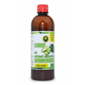 Sirop Momordica cu Stevie 500ml - Hypericum