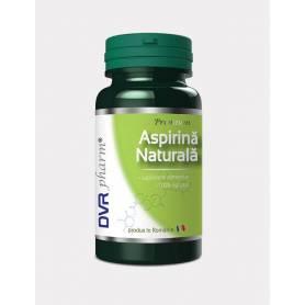 Aspirina naturala 60cps - DVR Pharm